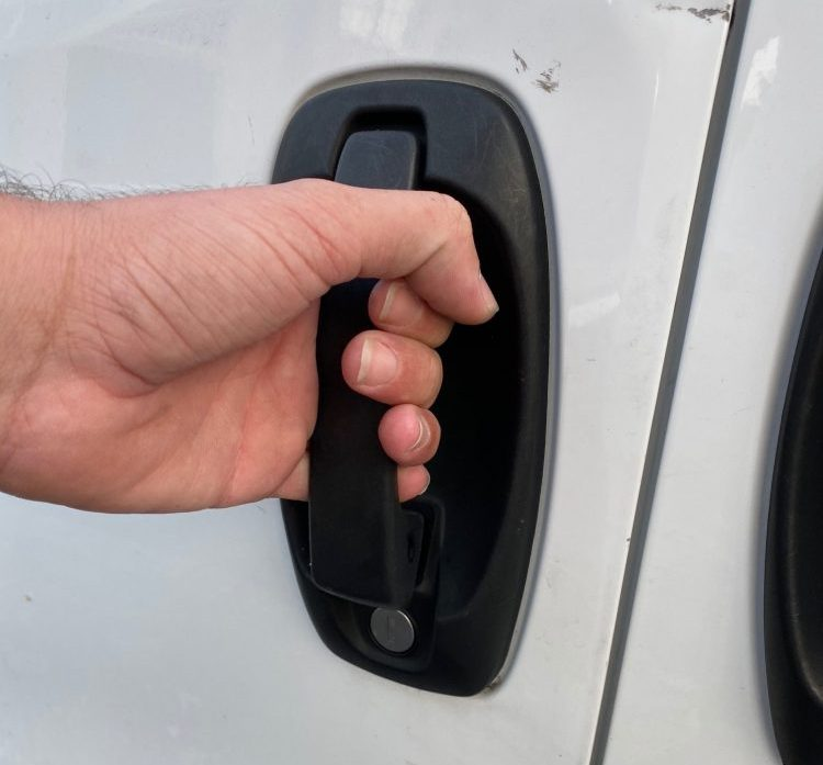 You are currently viewing Locked out of your car? Here's what you need to do