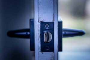 Lock repaired
